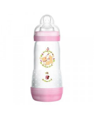 Mamadeira Easy Start Girls - 320 Ml - MAM