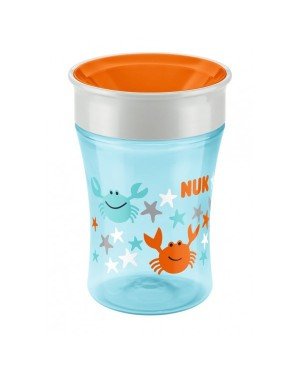 Copo de Transição NUK - Magic Cup Boys 230ml (+8 meses)