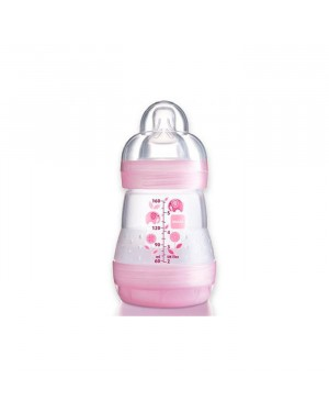 Mamadeira Ultivent 160ml - Rosa- MAM