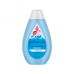 Johnson´s Baby Shampoo Cheirinho Prolongado - 400ml Mensa Shop