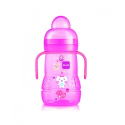 Copo MAM - Trainer Girls 220ml (+4 meses)  Mensa Shop