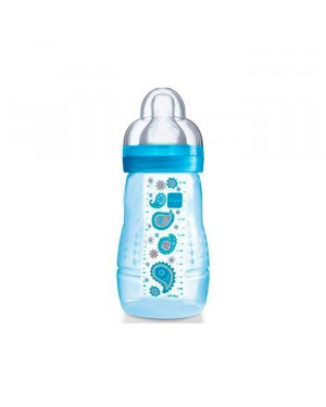 Mamadeira Easy Active Fashion Bottle 270ml Boys - MAM