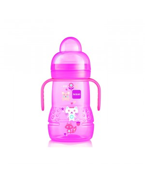 Copo MAM - Trainer Girls 220ml (+4 meses)