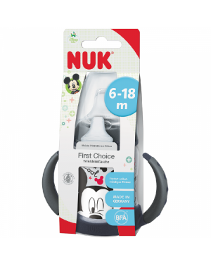 Copo de Treinamento NUK - First Choice Mickey 150 ml (6 a 18 meses)